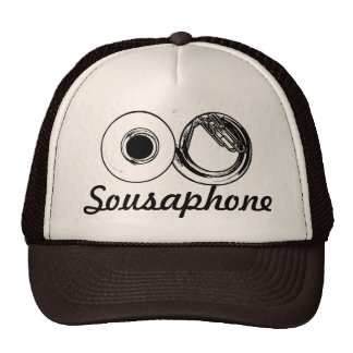 Casquillo del Sousaphone Gorras