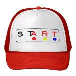 casquillo del startart gorras de camionero