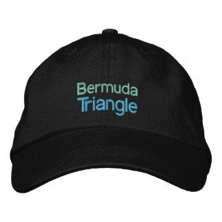 Casquillo del TRIÁNGULO de BERMUDAS Gorra De Béisbol Bordada