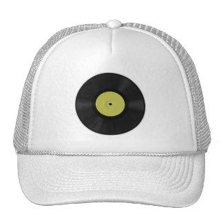 Casquillo del vinilo gorras
