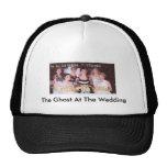 Casquillo - el fantasma en el boda gorras
