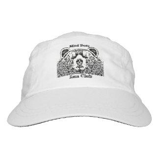 Casquillo enojado del club del funcionamiento del gorra de alto rendimiento