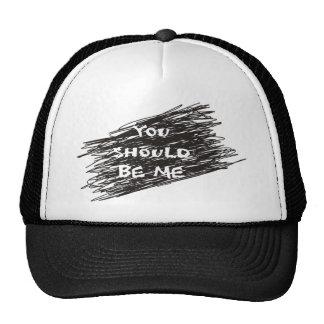 Casquillo espeluznante del gorra