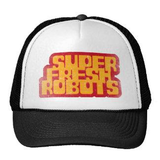 casquillo fresco estupendo del camionero del robot gorras de camionero