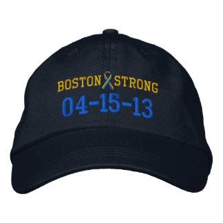 Casquillo fuerte del bordado de la cinta 04-15-13  gorra de beisbol