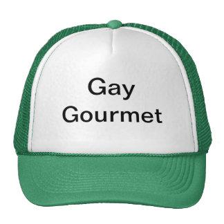 Casquillo gastrónomo gay gorros bordados