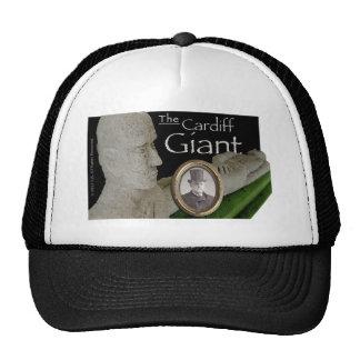 Casquillo gigante de Cardiff David Hannum Gorras
