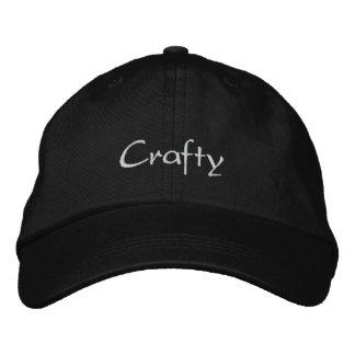 Casquillo/gorra bordados astutos gorras de béisbol bordadas