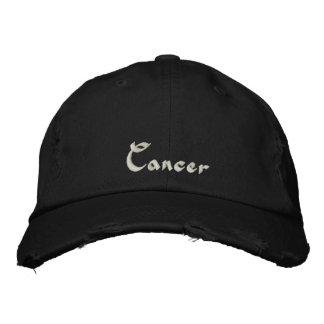 Casquillo/gorra bordados zodiaco del cáncer gorra de beisbol
