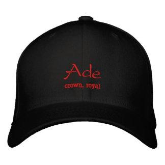 Casquillo/gorra conocidos de Ade Gorra De Beisbol