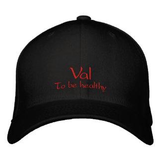 Casquillo/gorra conocidos de Val Gorras Bordadas
