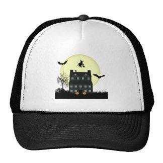 Casquillo/gorra de Halloween de la casa encantada