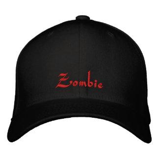 Casquillo gorra del zombi gorro bordado