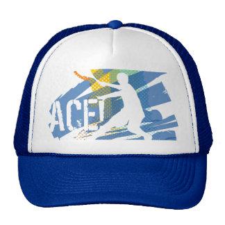Casquillo gorra impresionantes del tenis para los