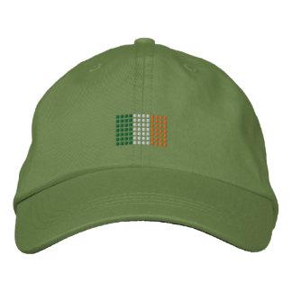 Casquillo irlandés - gorra irlandés de la bandera gorra de béisbol