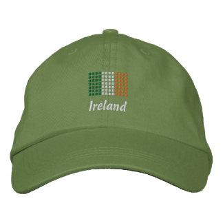 Casquillo irlandés - gorra irlandés de la bandera gorras de béisbol bordadas