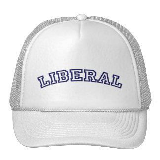Casquillo liberal gorros bordados