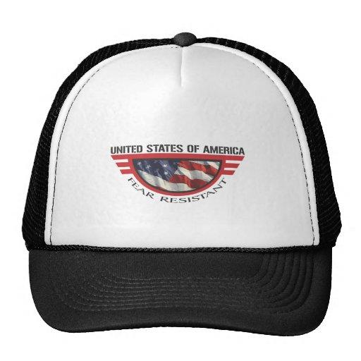 Casquillo los Estados Unidos de América Gorras