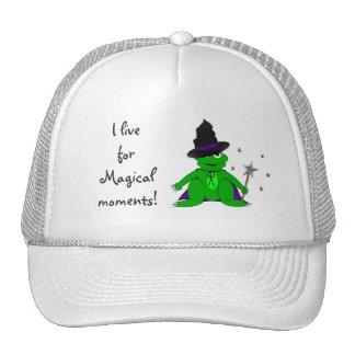 Casquillo mágico de los momentos gorra