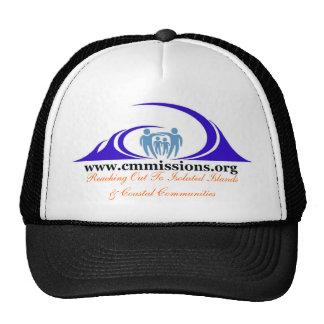Casquillo marítimo cristiano de las misiones gorras de camionero
