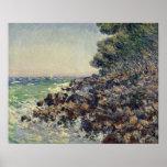 Casquillo Martin, 1884 de Claude Monet el | Póster