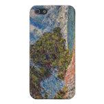 Casquillo Martin - Claude Monet iPhone 5 Protectores