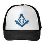 casquillo masónico del logotipo gorras de camionero