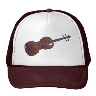 Casquillo o gorra del violín