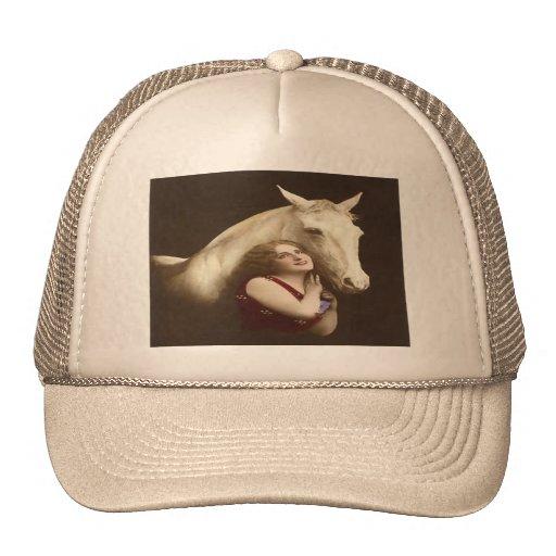 Casquillo occidental del gorra del camionero del c