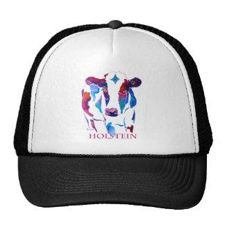 Casquillo para hombre de la vaca de Holstein Gorras