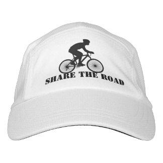 Casquillo personalizado ciclista gorra de alto rendimiento