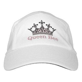 Casquillo personalizado corona de la reina gorras de alto rendimiento