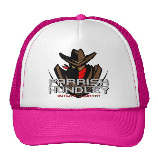 Casquillo proscrito Parrish-Hundley del país Gorras