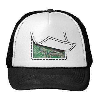 Casquillo secreto del friki gorras