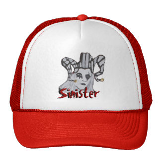 Casquillo siniestro gorras de camionero