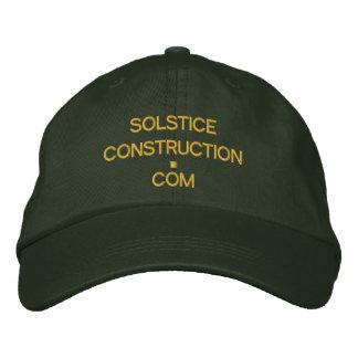 Casquillo - SOLSTICECONSTRUCTION.com Gorra De Beisbol