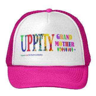 Casquillo Uppity de la abuela Gorro