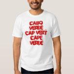 CASQUILLO VERT CABO VERDE DE CABO VERDE PLAYERA