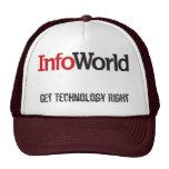 Casquillos de InfoWorld Gorros