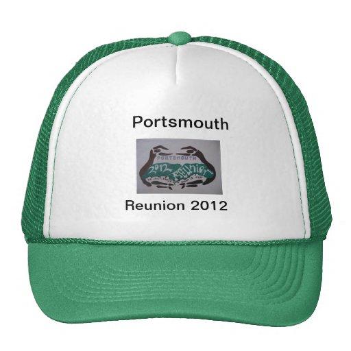 Casquillos de la reunión 2012 de Portsmouth Gorro De Camionero