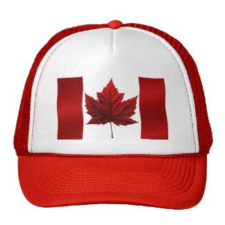 Casquillos del recuerdo de Canadá y gorras del cam