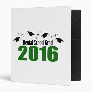 """Casquillos y diplomas (verde) del graduado 2016 carpeta 1"""""""