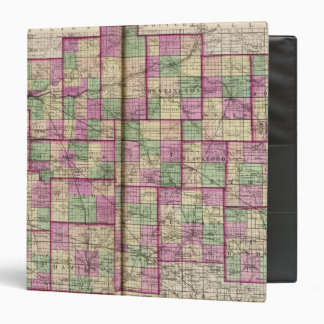Cass County and Miami County Vinyl Binders