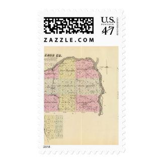 Cass County, Nebraska Postage