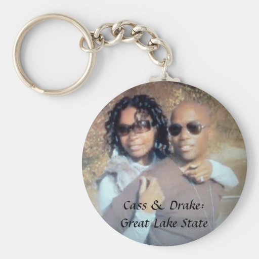 Cass & Drake: Great Lake State Key Chains