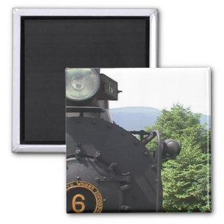 Cass Scenic Railroad Magnet