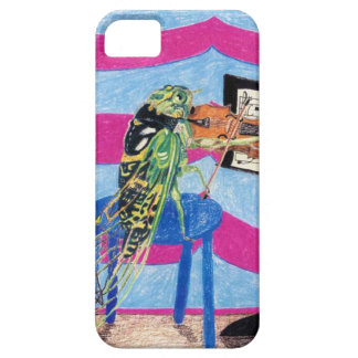 Cassandra And Her Violin iPhone SE/5/5s Case