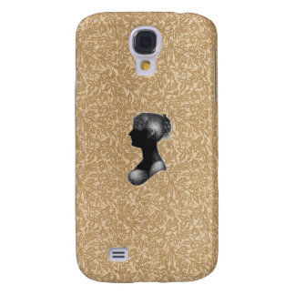Cassandra Austen in Antique Paper Samsung Galaxy S4 Cover