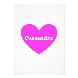 Cassandra Announcements