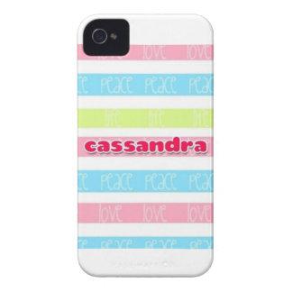 Cassandra iPhone 4 case
